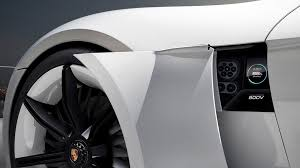 The E-Porsche Fender Is Where You\u0027ll Find The Electric Car\u0027s Charging Port