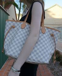 louis vuitton neverfull white. dressing slightly more on the business side of casual this week. i won\u0027t bore you with details, but week i\u0027m getting to work in a new office louis vuitton neverfull white