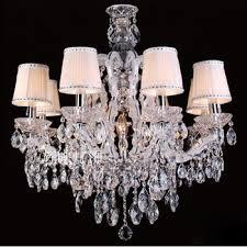 wonderful chandalier lamp shade for chandelier find get ation european modern crystal living room bedroom