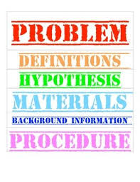 science fair headings printable labels for science fair projects classroom stuff pinterest