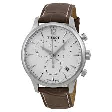 tissot t classic tradition chronograph men s watch t0636171603700