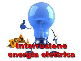 Avviso di interruzione energia elettrica per mercoledì 24 marzo 2021,queste  le vie interessate. - Ariano News