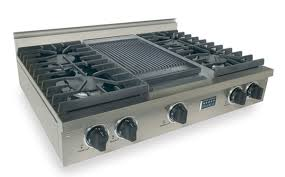 gas cooktop with grill. Delighful Cooktop TTN0377 Five Star 36u0027u0027 Natural Gas Pro Cooktop With 4 Sealed Burners Throughout With Grill R