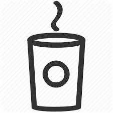 starbucks coffee cup logo. Plain Coffee In Starbucks Coffee Cup Logo