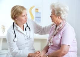 Image result for pictures of doctor talking to patient