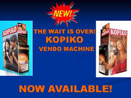 Kopiko Vending Machine Stunning PLANET MOBILE BUSINESS CLUB PLANET MOBILE BUSINESS CLUB