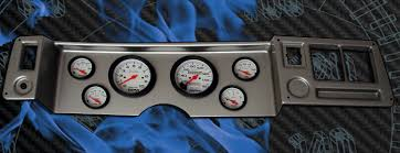 brushed aluminum panels fast lane west dash panels gauge 79 81 chevy camaro ba dash w phantom gauges