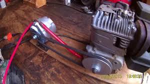 homemade generator. Homemade Generator From Car Alternator