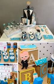 Boss Baby Party Inspiration Birthday Party Ideas Themes