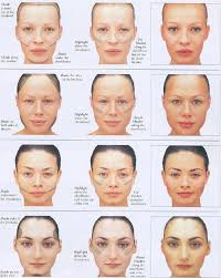 how to correct face shape with makeup your face shape is beautiful just as it is but this is pretty interesting