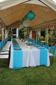 Ideas About Outdoor Party Decor Tropical Pool And Decorating On A Budget  Trends