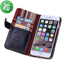 brg luxury crazy wallet leather case for iphone 6 plus and 6s plus loading