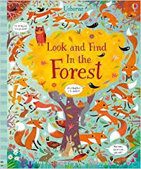 <b>Look And</b> Find Forest: <b>KIRSTEEN ROBSON</b>: 9781474949538 ...