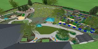 4site Design Inc Playground 3 4site
