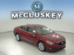 pre owned 2018 buick lacrosse premium i group