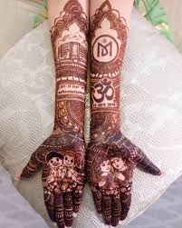 Indian Wedding Henna Designs 50 New Bridal Mehndi Designs 2019 Top Mehandi Design