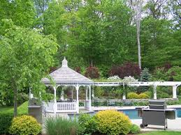 structures gazebos landscaping outdoor living bbq gazebo patio traditional with arbors garden