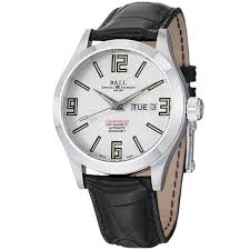ball engineer automatic silver dial leather men s watch nm1022c forgot password