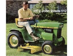 john deere triangle tool box. 1972 john deere lawn tractor 112 refrigerator / tool box magnet triangle t