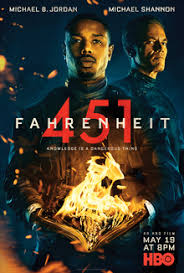fahrenheit 451 png film release poster