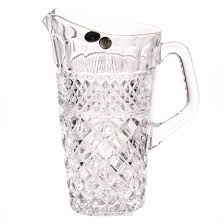 Купить <b>Кувшин для воды CRYSTAL</b> BOHEMIA Diamond, 1,5л ...