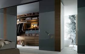 modern glass bifold closet doors