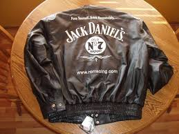 be jack or nascar fans a chance at this jacket it is brand new size xl all leather reason for ing it i m not into a jacket like this or nascar