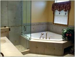 tub shower combo units and ideas large size of for soaking