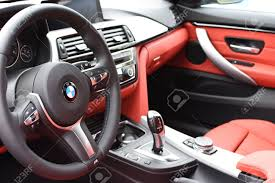 april 2016 red leather interior of a 2016 bmw