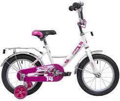 Купить Велосипед <b>Novatrack Urban 14</b> 2019 <b>белый</b>: цена 4960 ...