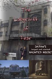 Fuji-Q Highland's Labyrinth of Fear - Japan's largest and scariest haunted  house