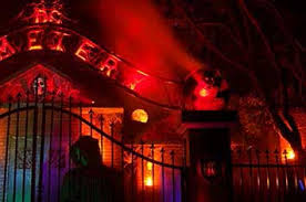 haunted house lighting ideas. scents haunted house decorations lighting ideas p