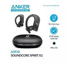 Tai Nghe Bluetooth True Wireless Anker Soundcore Spirit X2 - A3918