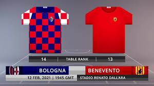 Watch: Match Preview: Bologna vs Benevento on 12/2/2021 | Video