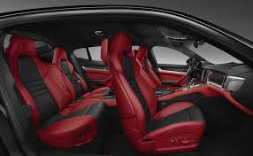 2018 porsche panamera turbo s interior. interesting interior official porsche exclusive reworks a panamera turbo s to 2018 porsche panamera turbo s interior