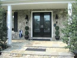 modern double front entry doors s s front door with sidelights modern double front entry doors