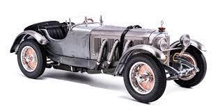 Metall mercedes benz ssk race car 1930s marklin 1107r ebay. Cmc Mercedes Benz Ssk 1928 1930 Clear Finish Incl Showcase Cmc Modelcars