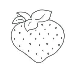 Disegni Da Colorare Di Frutta E Fiori Fredrotgans