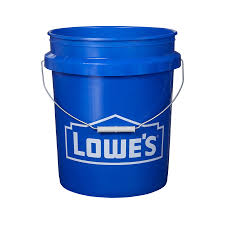 shop buckets at com encore plastics 5 gallon commercial bucket