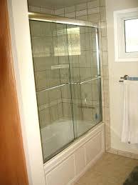 kohler levity shower door installation levity bathtub door installation bathroom shower with stainless handle inside plan