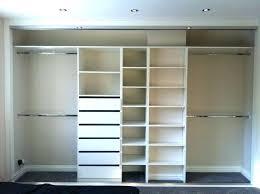 shelves inside closet shelvg add to ikea