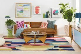wovendreams multicolor fancy woolen rug size 5ft x 8ft