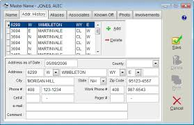 Evaluation Management Investigation Records Software System - Crimestar Police Free