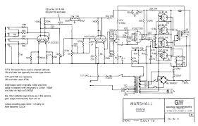 plexi schematic amplifiers plexi 1959 schematic