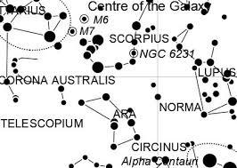 Tonights Star Chart October 2019 Night Sky Guide Observations