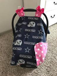 dallas cowboys car seat covers mod baby car seat covers dallas cowboys football team baby cat