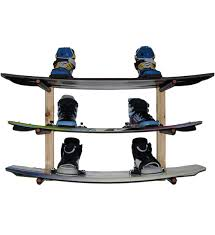 level wakeboard wall rack image