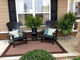 screen porch furniture. Porch Decor Ideas Appealing Modern Front Decorating With Additional Minimalist Small Screen Furniture I