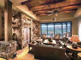 Deluxe Tuscan Living Room Spacious Design Small Condo Ideas ...
