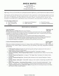 Complex Example Project Manager Resume With Objective Project